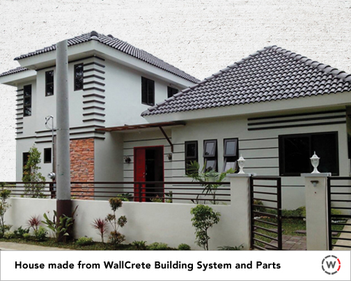 Home, Buliding, Generations, prefabricated, WallCrete, Parts