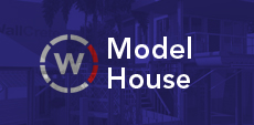 Model House, North edsa, balintawak, WallCrete